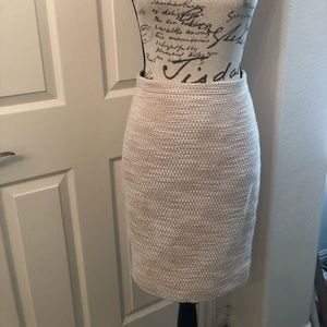 J.CREW THE PENCIL SKIRT SIZE 0